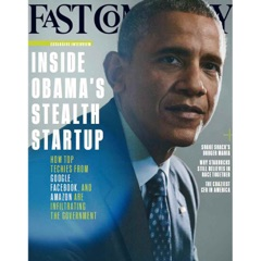Audible Fast Company, July 2015