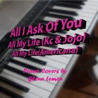 Glenn Lemen - All I Ask of You - Single
