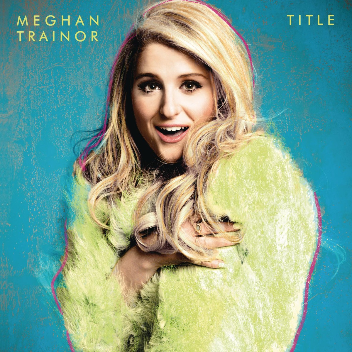 Title Meghan Trainor CD cover