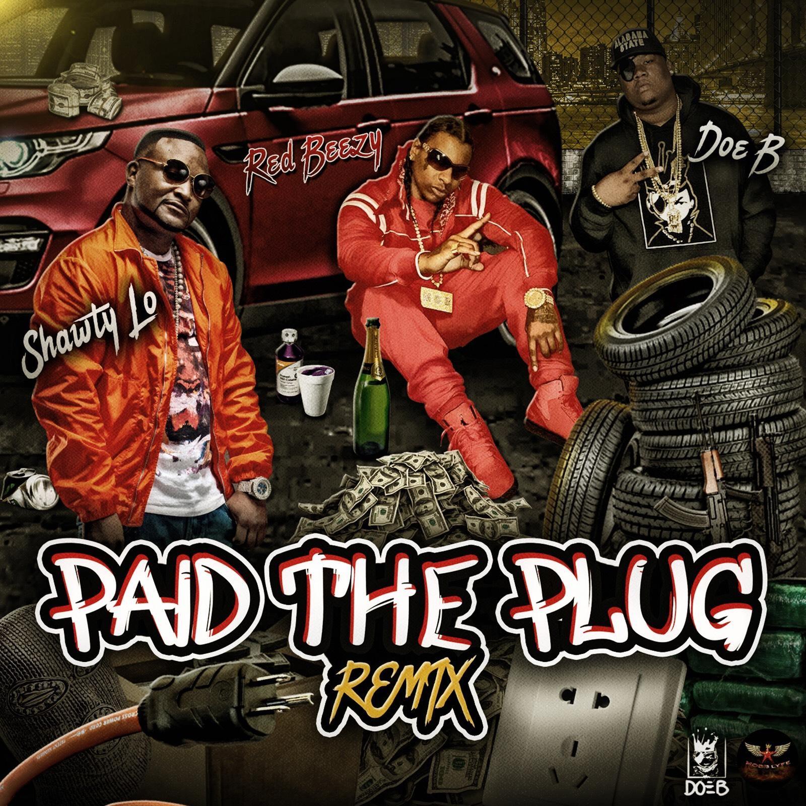 Paid the Plug (Remix) [Radio Version] - Single