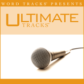 Because Of Who You Are (As Made Popular By Vicki Yohe) [Performance Track]-Ultimate Tracks