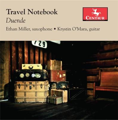 Travel Notebook - Duende album