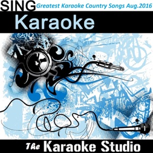 The Karaoke Studio - Seein Red (In the Style of Dustin Lynch) [Karaoke Version]