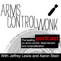Podcast cover art for Arms Control Wonk