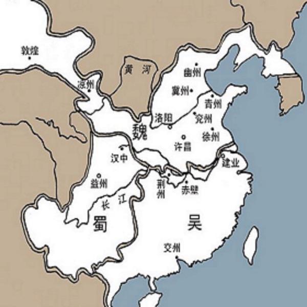 张国强正说三国