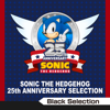 25th Anniversary Selection - Black Selection - Sonic The Hedgehog