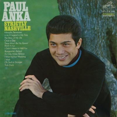 Strictly Nashville - Paul Anka