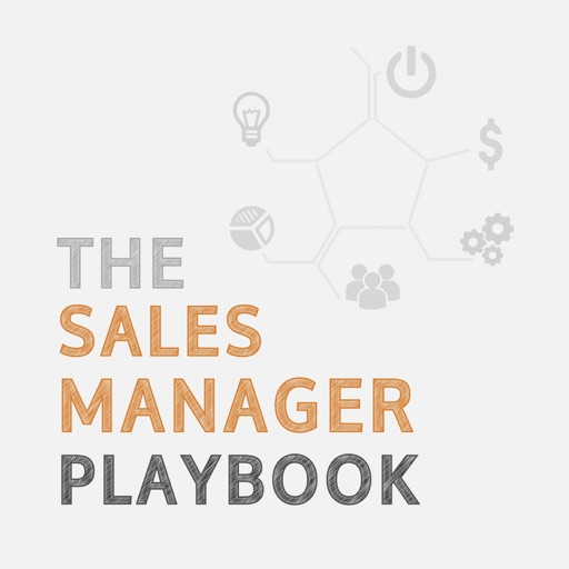 Cover image of The Sales Manager Playbook Podcast