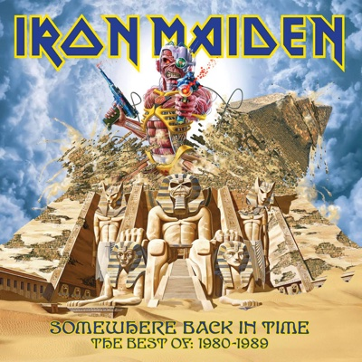 Somewhere Back In Time: The Best of 1980-1989 - Iron Maiden album