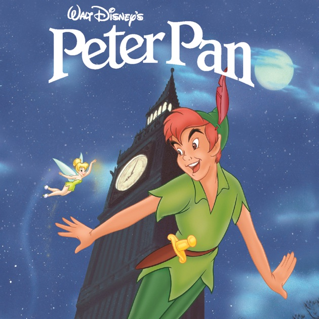 Peter Pan Original Soundtrack By Various Artists On