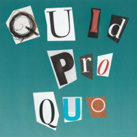 Podcast cover art for Quid Pro Quo