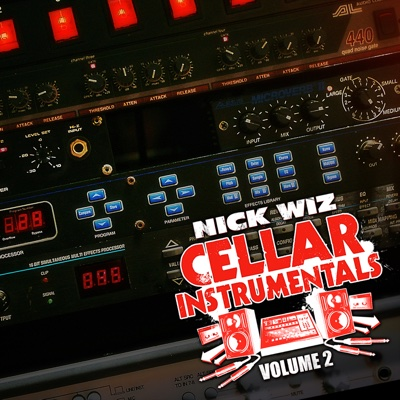Cellar Instrumentals (1992-1998), Vol. 2 - Nick Wiz album