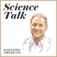 Podcast cover art for Science Talk