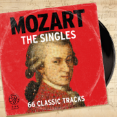 Mozart: The Singles - 66 Classic Tracks