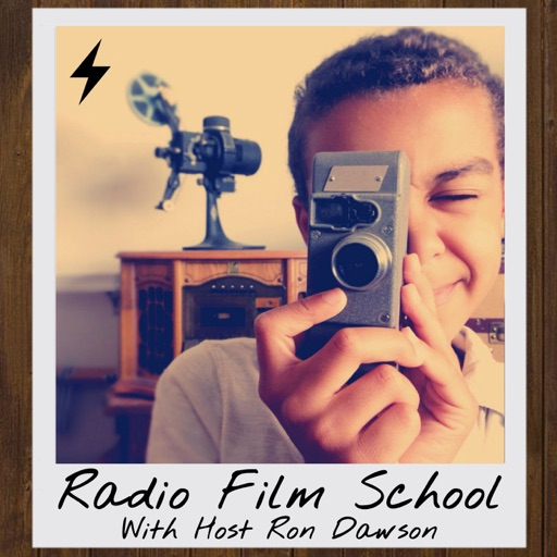 Cover image of Radio Film School: Stories About Filmmaking, Creative Arts & Pursuing Your Passion