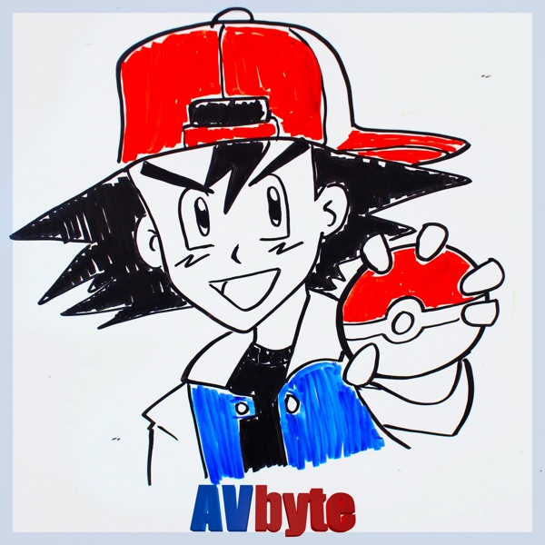 AVbyte - Ash Ketchum's Draw My Life - Single album wiki, reviews