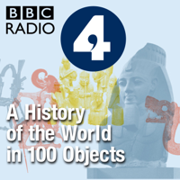 Podcast cover art for A History of the World in 100 Objects
