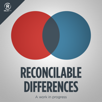 Podcast cover art for Reconcilable Differences