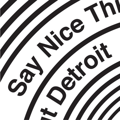 Say Nice Things About Detroit - Single - They Might Be Giants