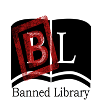 Podcast cover art of Banned Library Podcast
