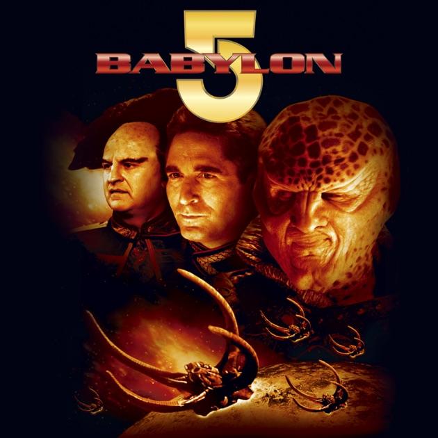 Babylon 5 Season 1 Intro HD - YouTube