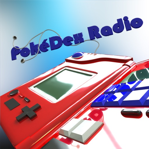 Cover image of Pokedex Radio - a podcast about Pokémon video games and news!