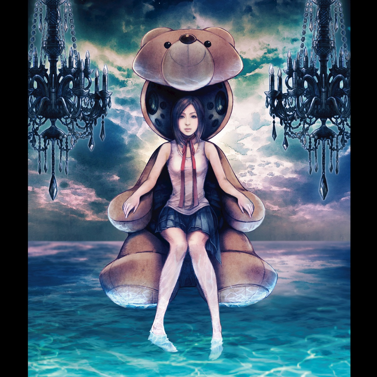 Simple and Clean Ray of Hope Mix - EP Utada Hikaru CD cover