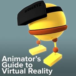 Animator's Guide to Virtual Reality VR: Keram Malicki