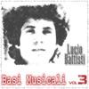 Basi Musicali - Lucio Battisti , Vol.3