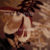 This Is Where It Ends - Single ジャケット写真