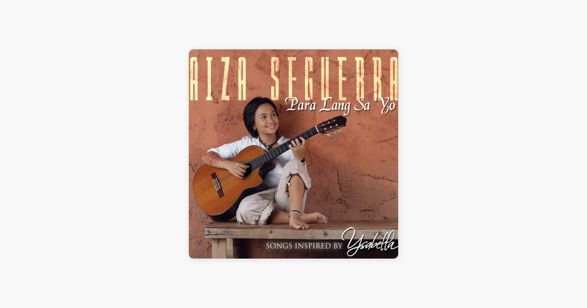 Aiza seguerra acoustic songs to learn