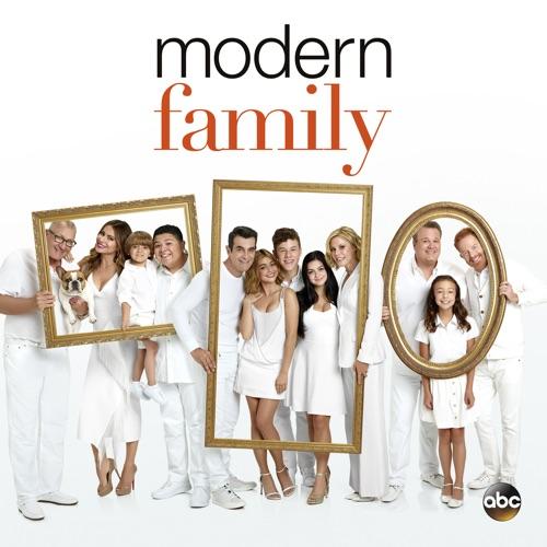 Modern Family, Season 8 movie poster