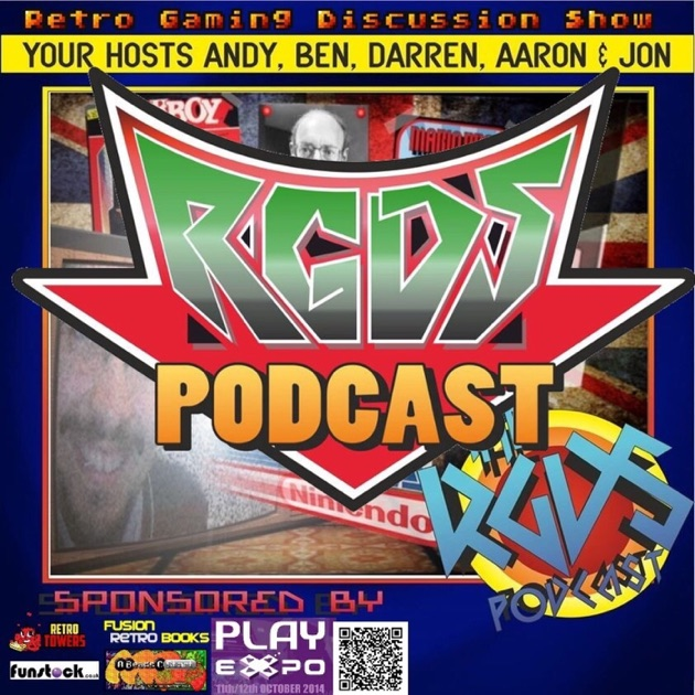 Retro Gaming Discussion Show by The RGDS Team on Apple Podcasts