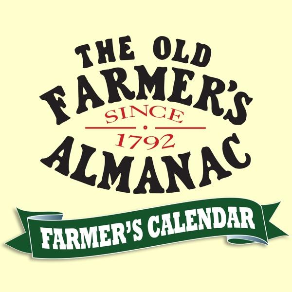 The Old Farmer's Almanac Farmers Calendar