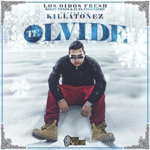 Te Olvide (feat. Killatonez) - Single Mp3 Download