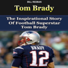 Bill Redban - Tom Brady: The Inspirational Story of Football Superstar Tom Brady  (Unabridged)  artwork