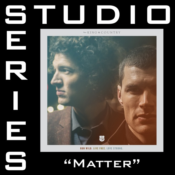 Matter (Studio Series Performance Track) - - EP