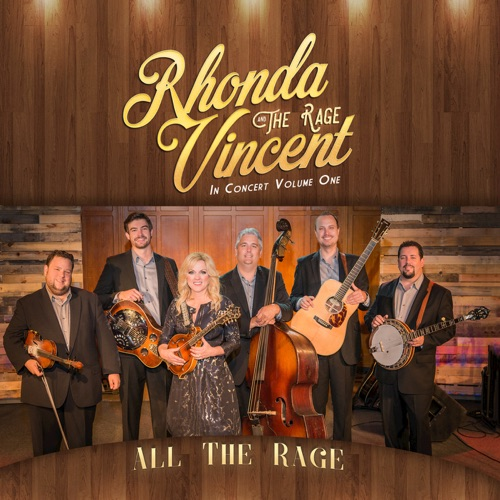 Rhonda Vincent - All the Rage, Vol. One