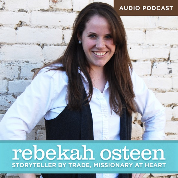 Rebekah Osteen: Storyteller by Trade, Missionary at Heart