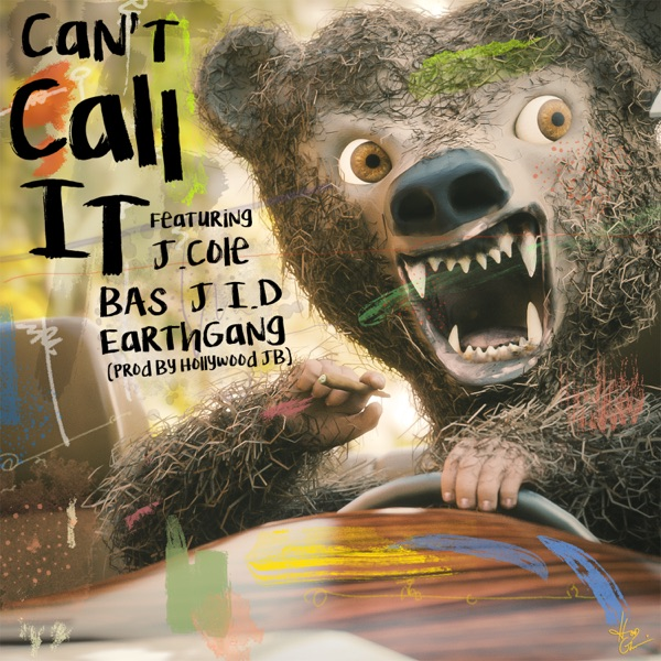 Can't Call It (feat. J. Cole, Bas, EARTHGANG & J.I.D) - Single