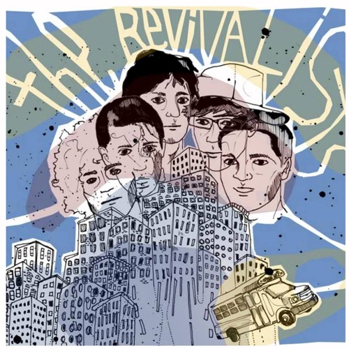 The Revivalists - The Revivalists - EP