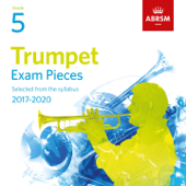 Gibbons Keyboard Suite for Trumpet: No. 2, Coranto (Arr. by Adrian Cruft)