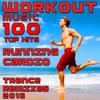 Workout Music 100 Top Hits Running Cardio Trance Remixes 2016 - Workout Trance