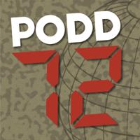 Podcast cover art for Podd72