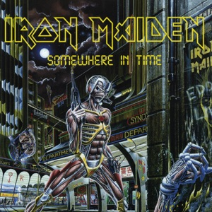 Iron Maiden - Wasted Years (2015 Remastered Version)