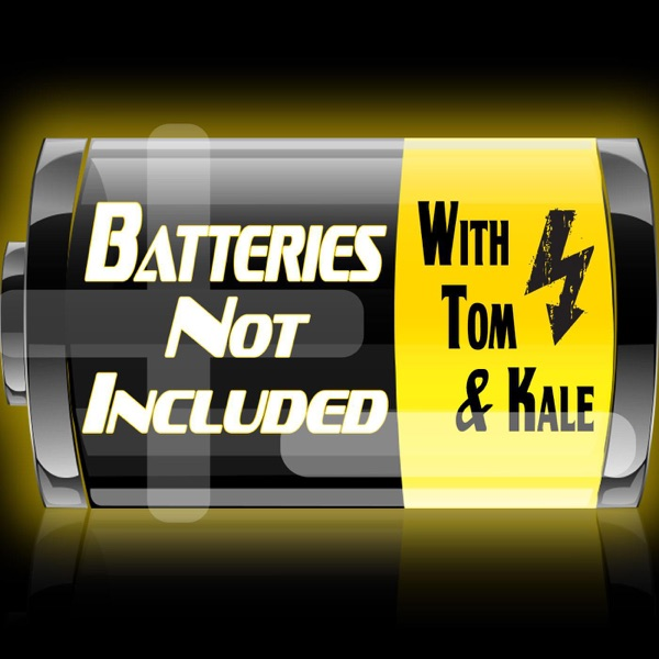 Batteries Not Included with Darrin Wright