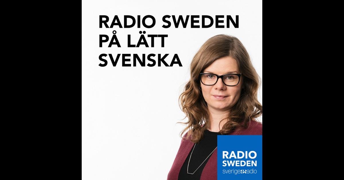 radio sverige på lätt svenska