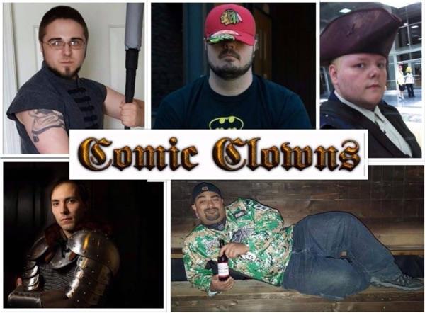 Comic Clowns