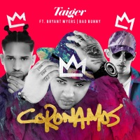 Coronamos (feat. Bryant Myers & Bad Bunny) [Remix] - Single Mp3 Download