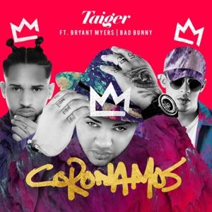 Coronamos (feat. Bryant Myers & Bad Bunny) [Remix] - Single Mp3 Download